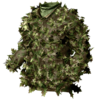 Ghillie jacket summer forest