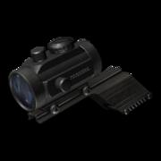 Scope pump action shotgun reddot 256