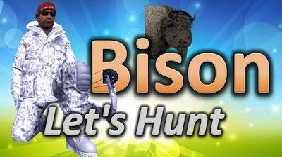TheHunter Let's Hunt BISON