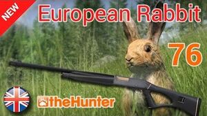 Let´s Play theHunter 2015 - 1080p 60FPS - HWP 76 - European Rabbit - 2 2 - EN