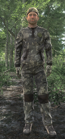 Hunting Outfit 01