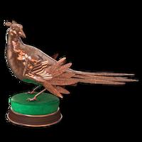 Pheasant bronze