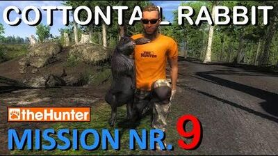 TheHunter Cottontail Rabbit Mission 9
