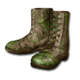 Ghillie boots summer forest