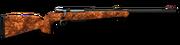 Bolt action rifle anschutz 8x57 256