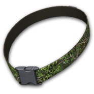 Dog collar summer field camo