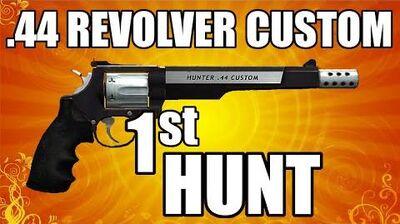 TheHunter First Hunt w New