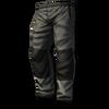 Basic pants black 256