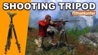 TheHunter Tripod Shooting Rest