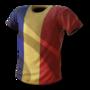National shirt 16