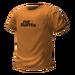 Basic tshirt plain orange 256