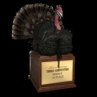 Thanksgiving gold