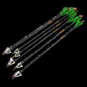 Bolts standard green 256