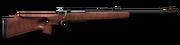 Bolt action rifle anschutz 308 256