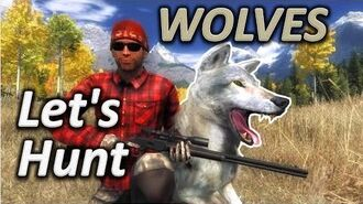TheHunter LET'S HUNT GREY WOLF