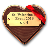 Valentine real competition 2016 bronze