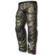 Pants alpine camo