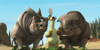 List of Ice Age minor characters