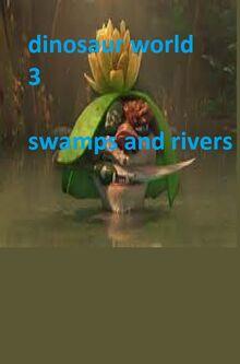 Dinosaur world 3 swamp and rivers