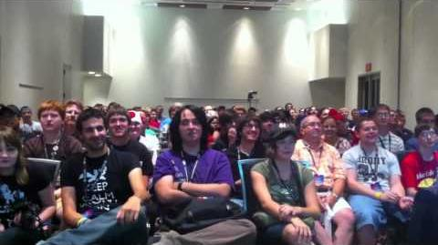 My Little Pony Panel RTX 2012-0