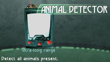 Animal Detector