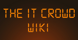The IT Crowd Logo