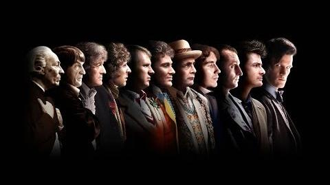 'Doctor Who 50 Years' Trailer - The Day of the Doctor - Doctor Who 50th Anniversary - BBC One-0