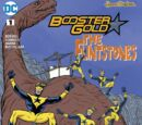 Booster Gold The Flintstones Special