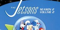 The Jetsons Season Two Volume Two DVD