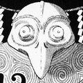 Bird Demon God (Portrait)