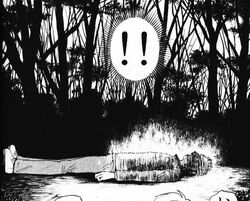 Motohiko Konoe's Dead Body (Manga)