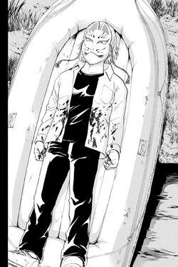 Kotaro Inuio's Dead Body (Manga)