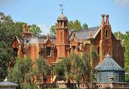 Haunted Mansion at Disneys Magic Kingdom