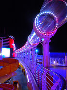 Aquaduck disney dream night