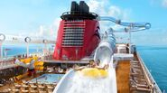 Aquaduck disney dream
