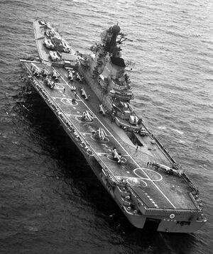 Kiev-class aircraft carrier