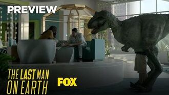 Preview When Dinosaurs Attack! Season 3 Ep. 8 THE LAST MAN ON EARTH