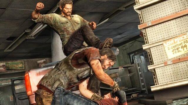 File:Joel Rescusing Ellie.jpg