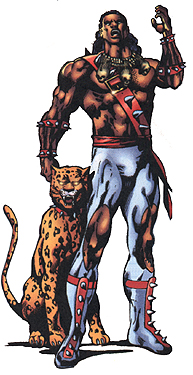 Erik Killmonger (Earth-616)