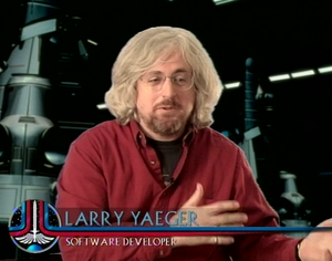 Larry Yaeger