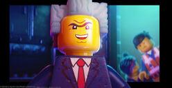 Risky Business Lego Movie villain