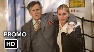 "The Librarians 1x04 Promo ""And Santa's Midnight Run"" (HD)"
