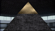 Great Pyramid replica