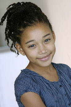 Amandla Stenberg Photo by Kat Ward
