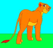 Gamila (MarioFan65's Character)