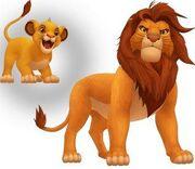 Simba Char