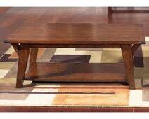 Cabin coffe table