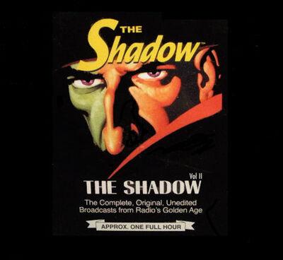 Shadow CD (Vol II)