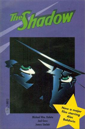 Shadow Graphic Novel (Dark Horse)