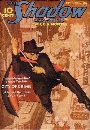 Shadow Magazine Vol 1 111